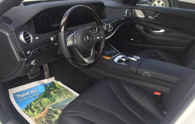 2018 Mercedes-Benz S-Class - photo 2