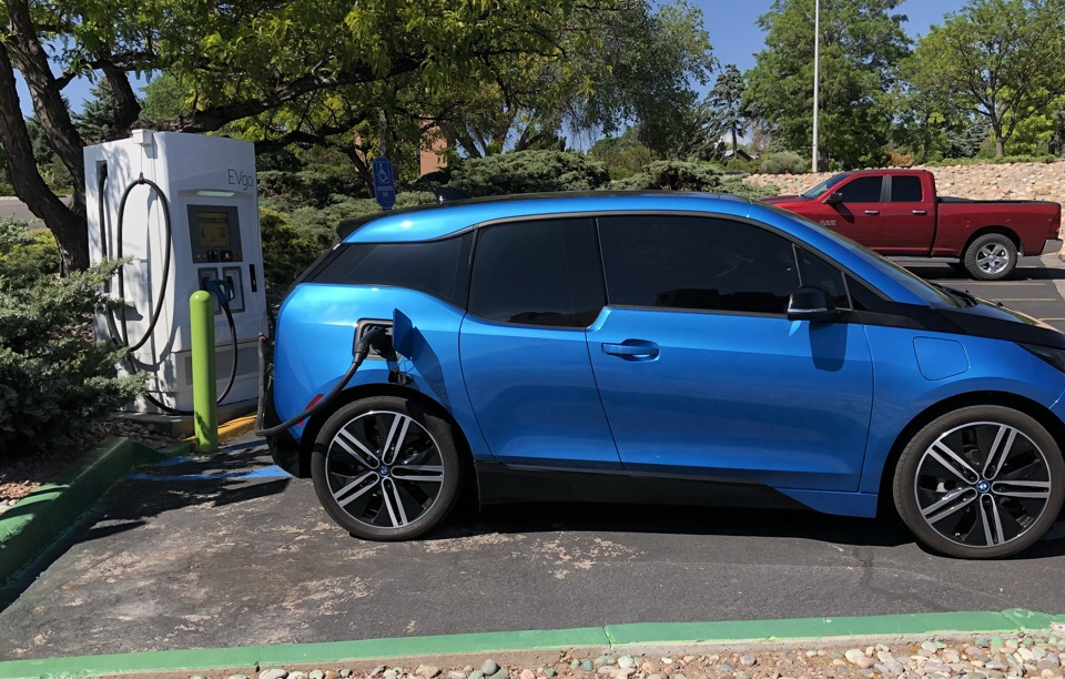 2017 BMW i3 - photo 2