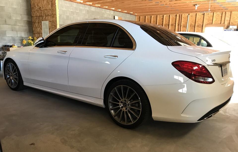 2017 Mercedes-Benz C-Class - photo 1