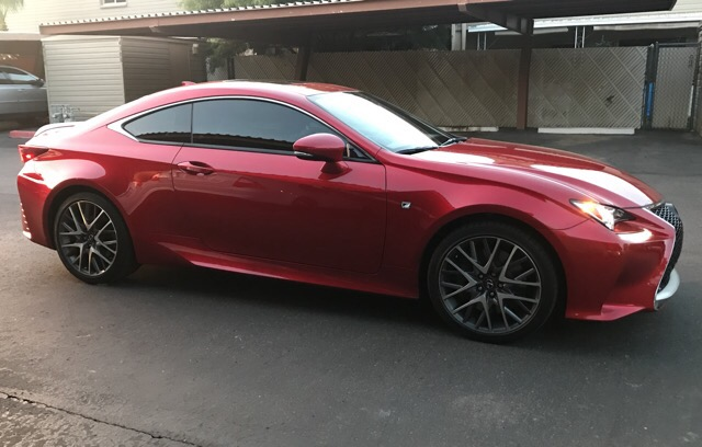 2017 Lexus RC 200t - photo 3
