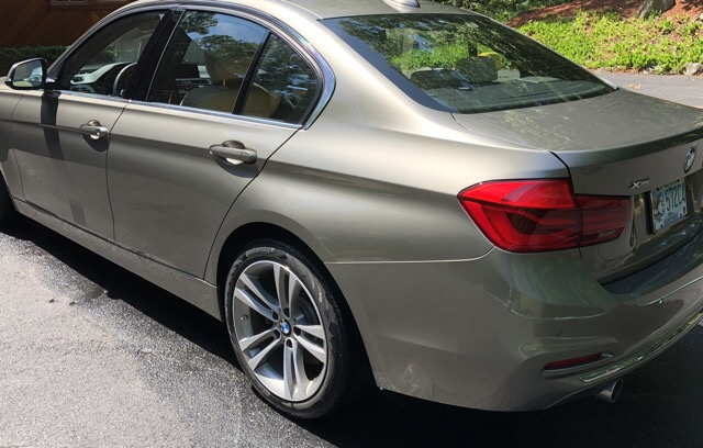 2017 BMW 3 Series - photo 2