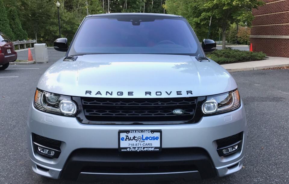 2017 Land Rover Range Rover Sport - photo 1
