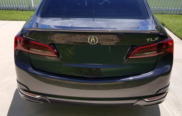 2017 Acura TLX - photo 4