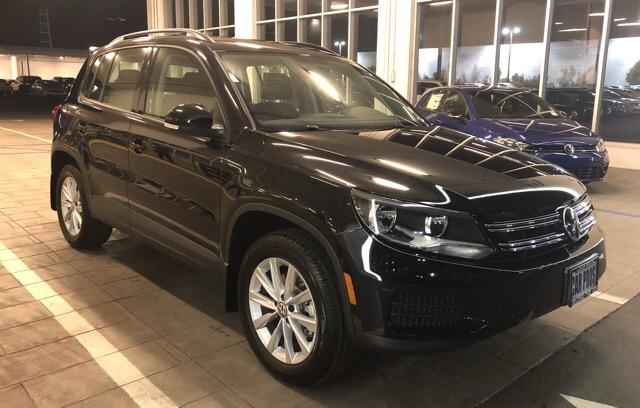 2018 Volkswagen Tiguan Limited - photo 0