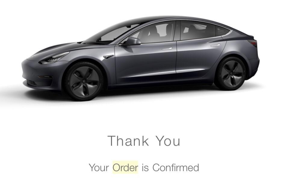 2018 Tesla Model 3 - photo 1