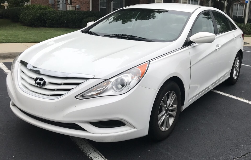 2013 Hyundai Sonata - photo 1