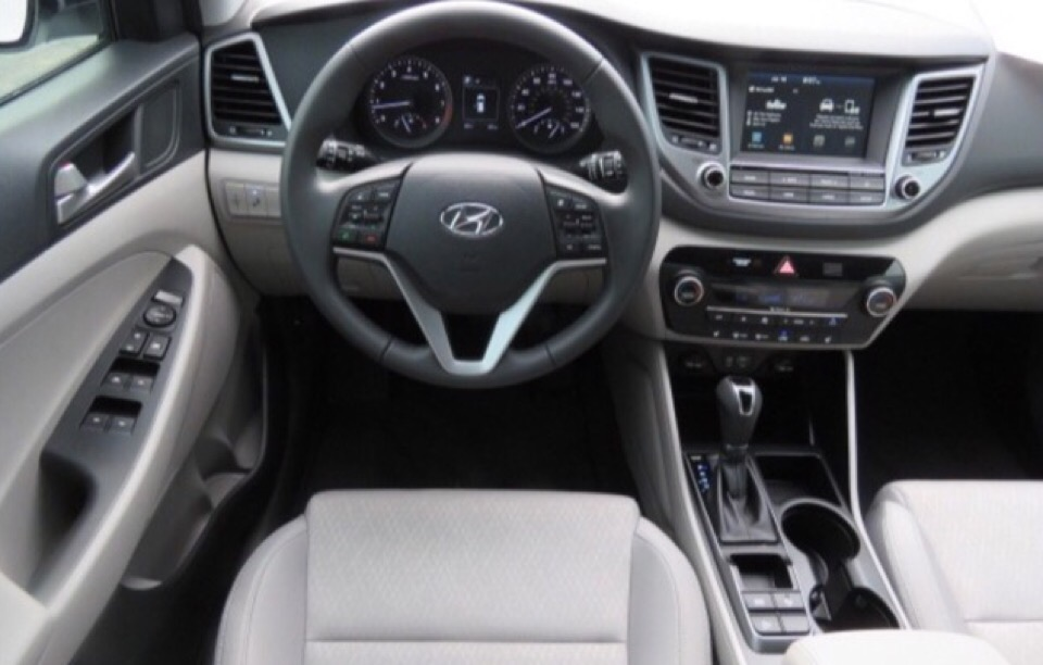 2018 Hyundai Tucson - photo 1