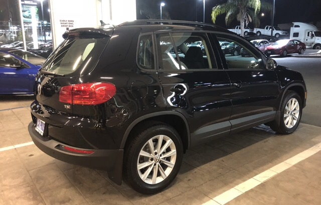 2018 Volkswagen Tiguan Limited - photo 1