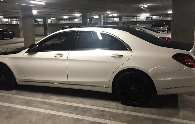 2017 Mercedes-Benz S-Class - photo 1