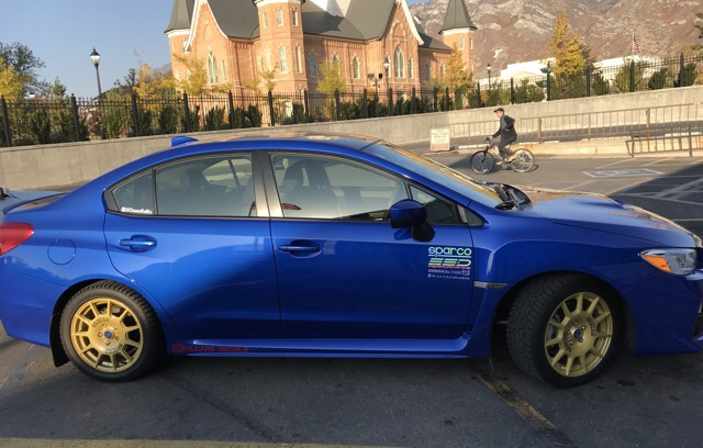 2017 Subaru WRX - photo 1