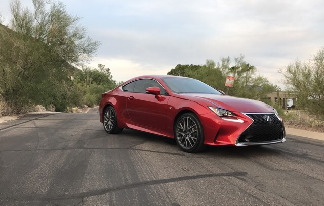 2017 Lexus RC 200t - photo 2