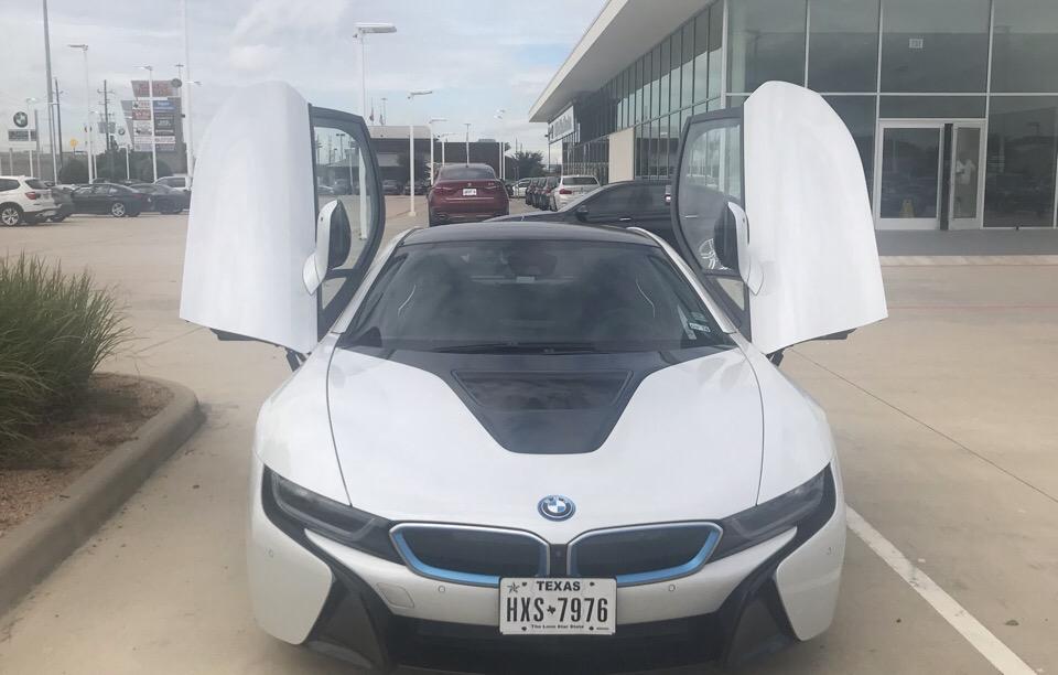 2016 BMW i8 - photo 3