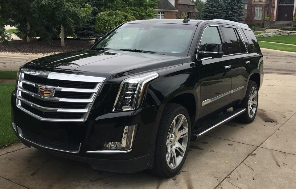 2017 Cadillac Escalade - photo 0