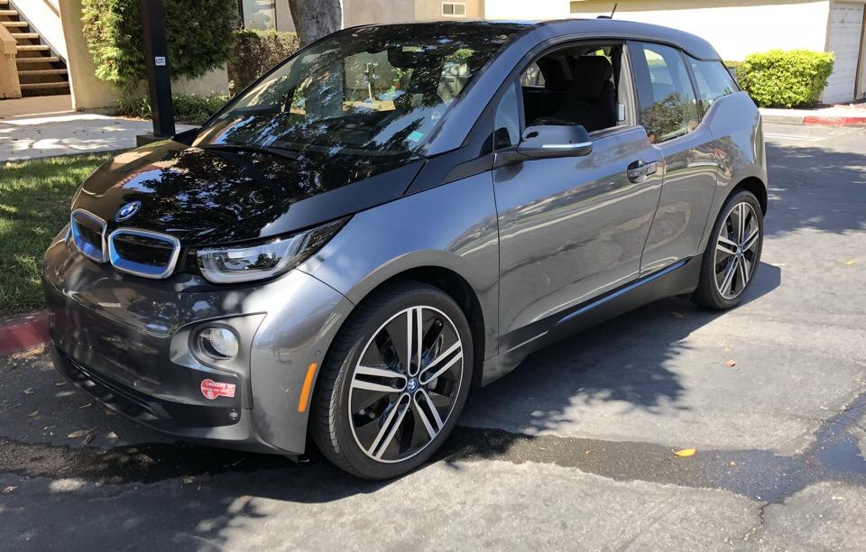 2017 BMW i3 - photo 0
