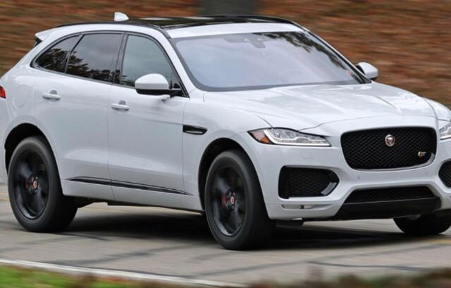 2018 Jaguar F-PACE - photo 0