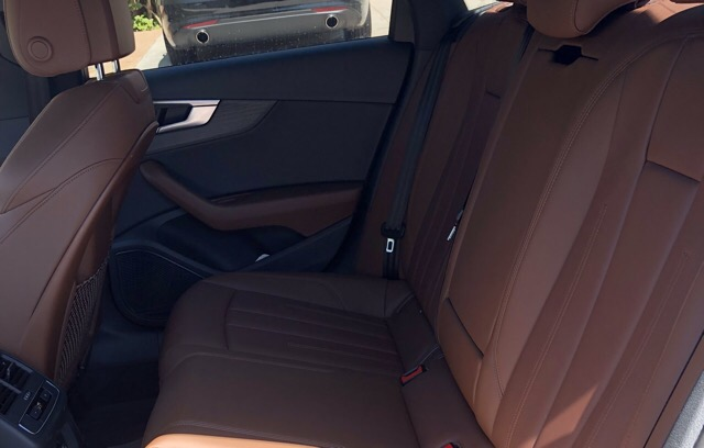 2018 Audi A4 - photo 8