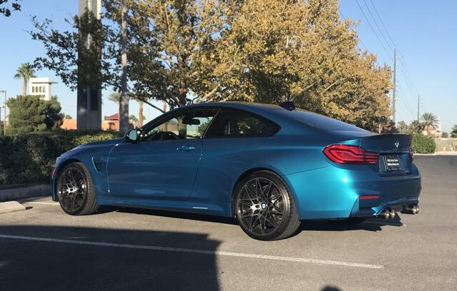 2018 BMW M4 - photo 0