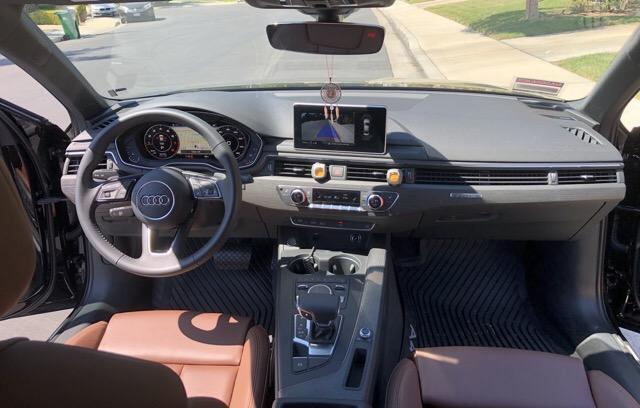 2018 Audi A4 - photo 5