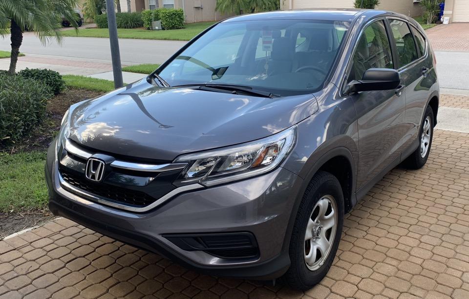 2016 Honda CR-V - photo 0