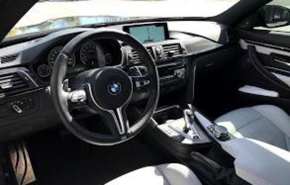2017 BMW M4 - photo 3