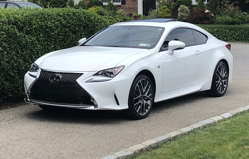 2017 Lexus RC 350 - photo 2