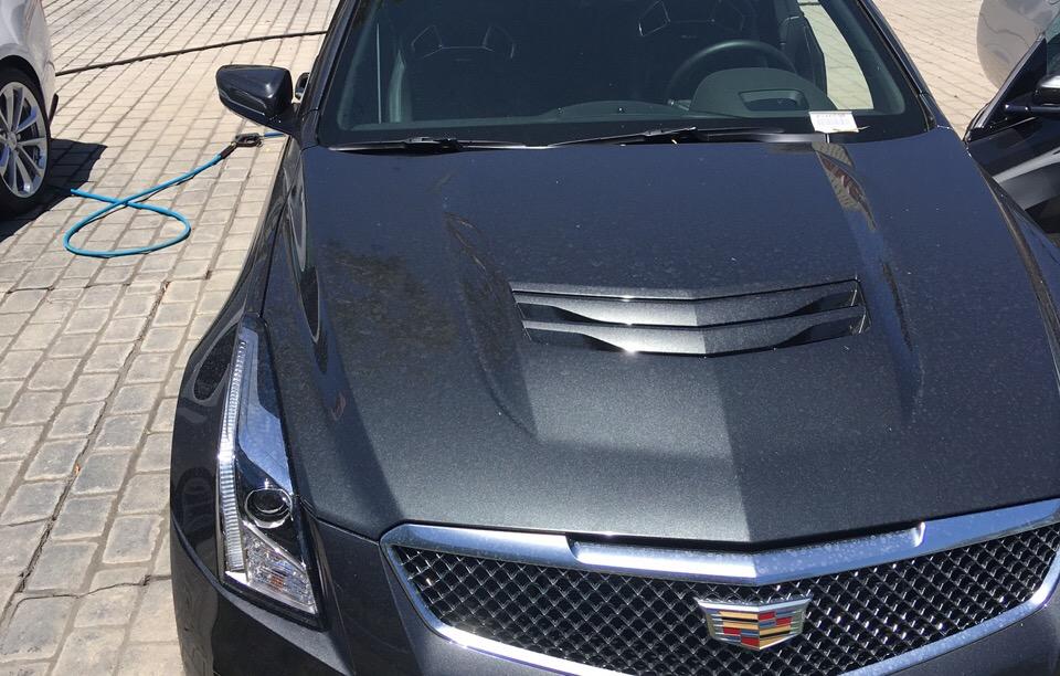 2016 Cadillac ATS-V - photo 0