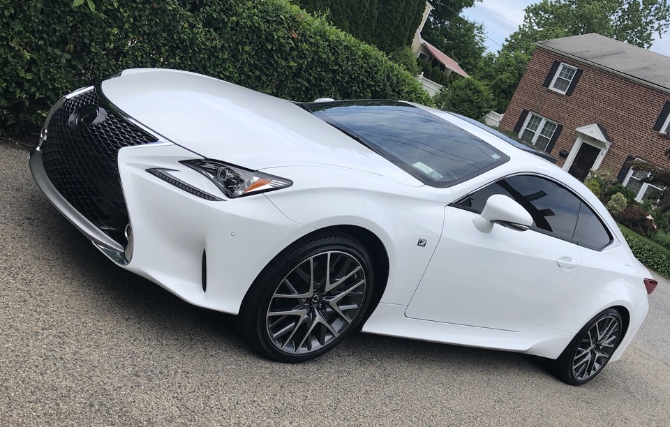 2017 Lexus RC 350 - photo 0