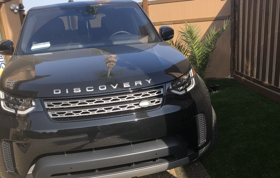 2017 Land Rover Discovery - photo 1