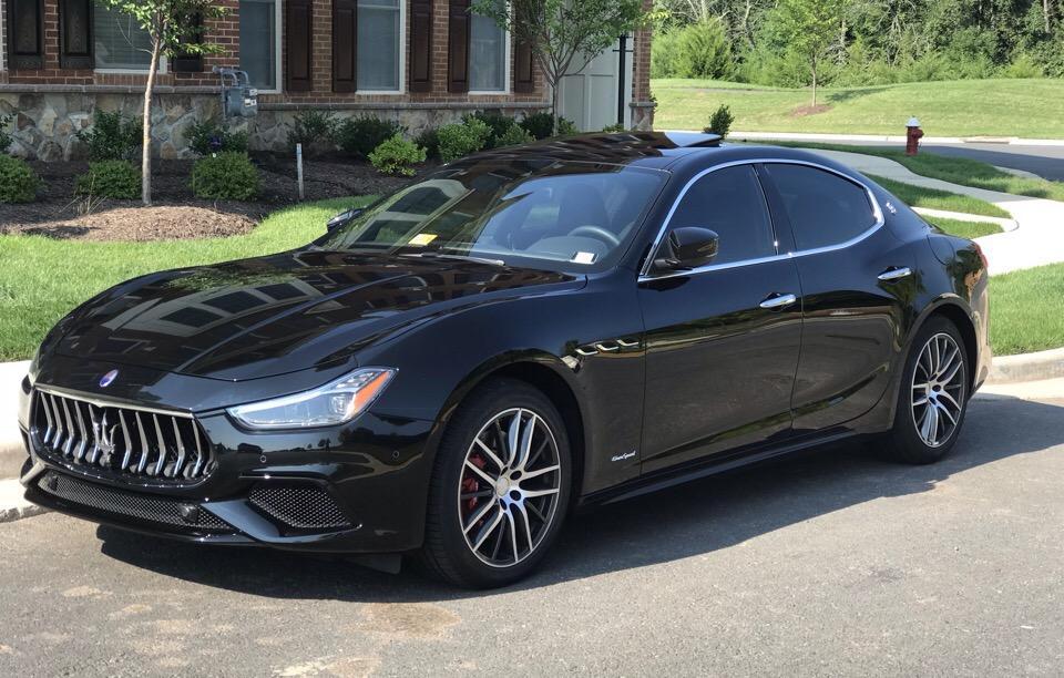 2018 Maserati Ghibli - photo 0