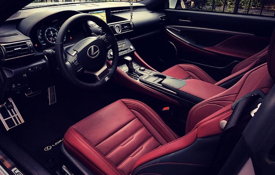 2017 Lexus RC 350 - photo 1