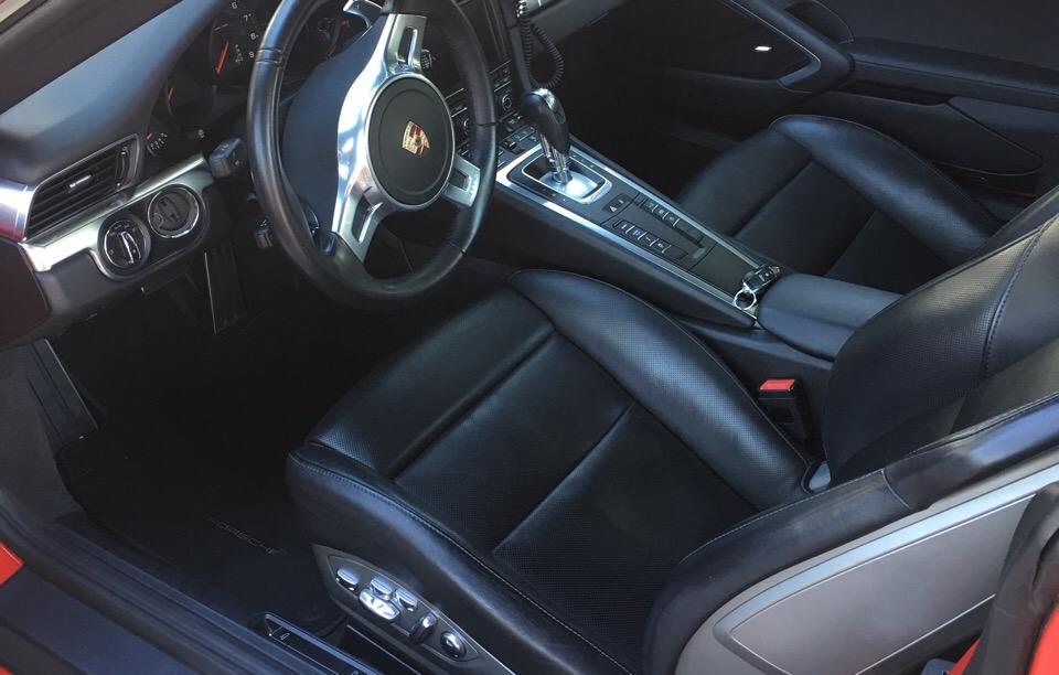 2014 Porsche 911 - photo 2