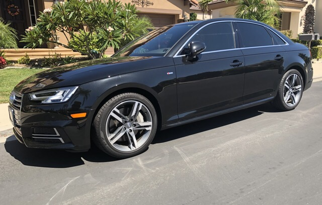 2018 Audi A4 - photo 4