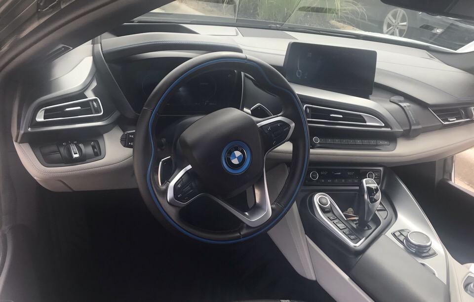 2016 BMW i8 - photo 1