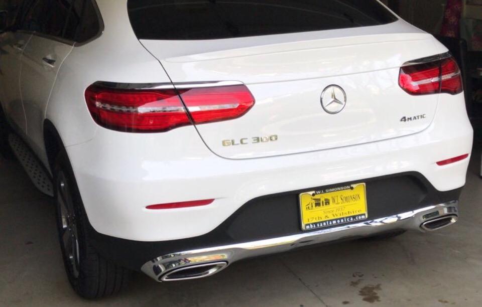 2018 Mercedes-Benz GLC - photo 1