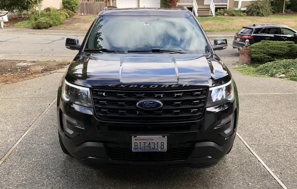 2017 Ford Explorer - photo 1