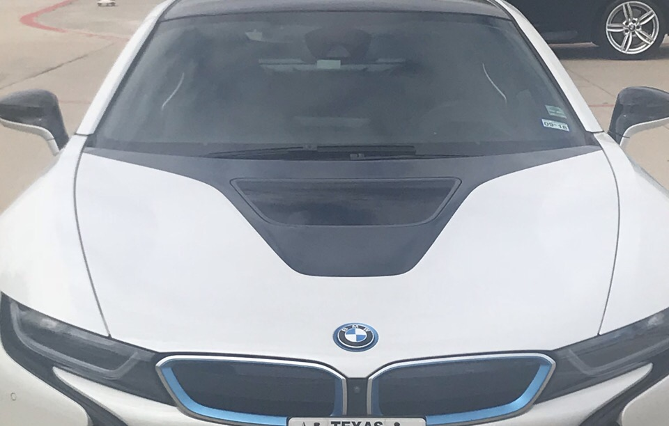 2016 BMW i8 - photo 4