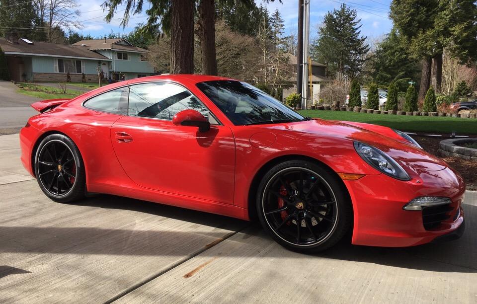 2014 Porsche 911 - photo 0
