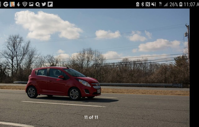 2016 Chevrolet Spark EV - photo 11