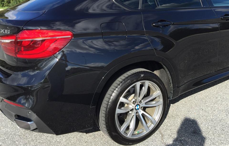 2017 BMW X6 - photo 7
