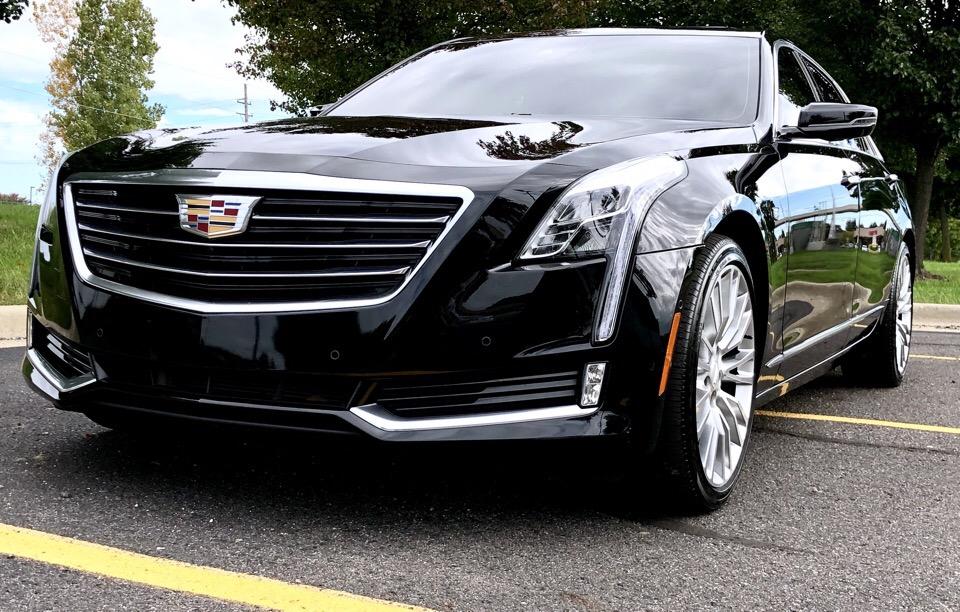2017 Cadillac CT6 - photo 0