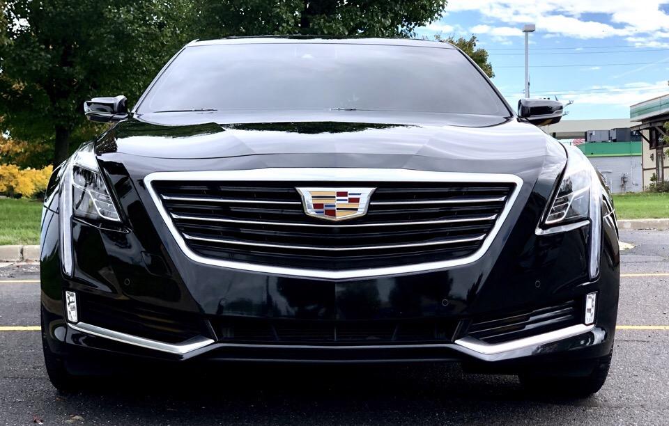 2017 Cadillac CT6 - photo 1