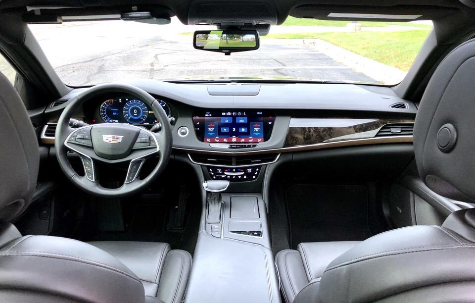 2017 Cadillac CT6 - photo 5