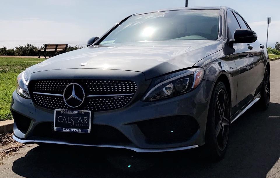 2017 Mercedes-Benz C-Class - photo 2
