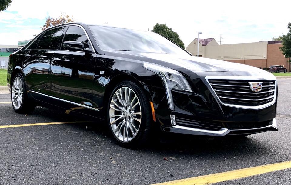 2017 Cadillac CT6 - photo 2
