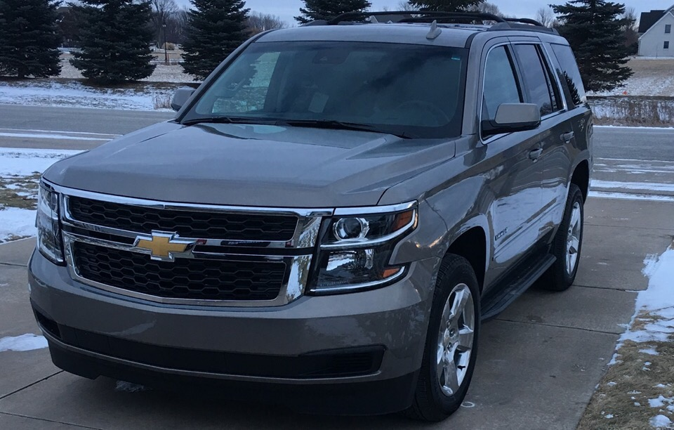 2018 Chevrolet Tahoe - photo 0