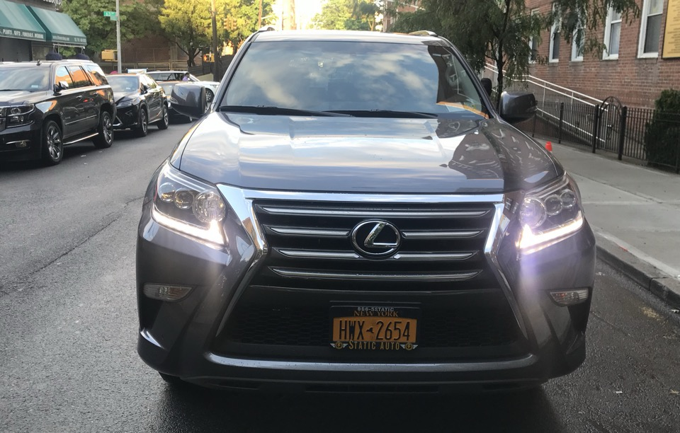 2018 Lexus GX 460 - photo 3