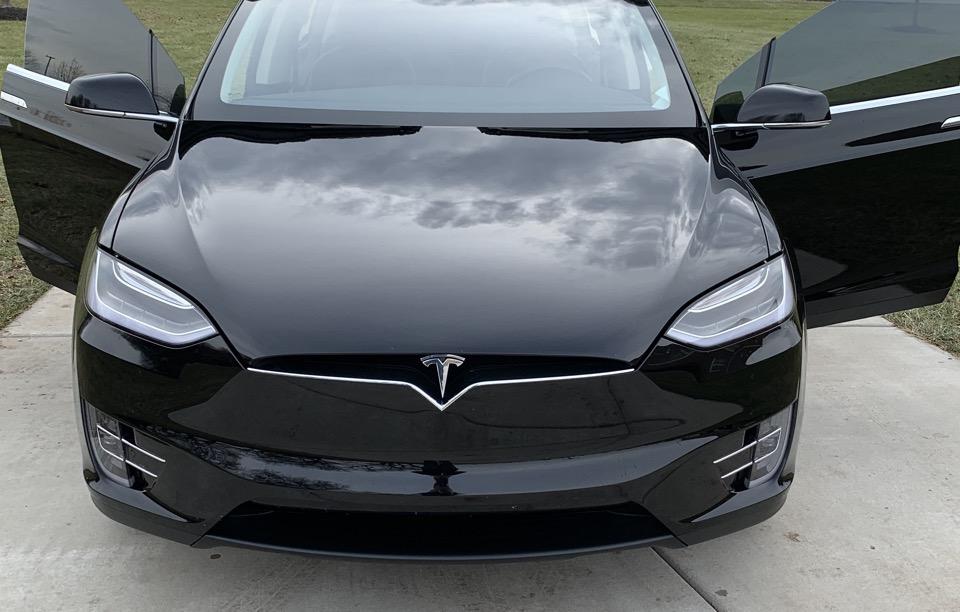2017 Tesla Model X - photo 4
