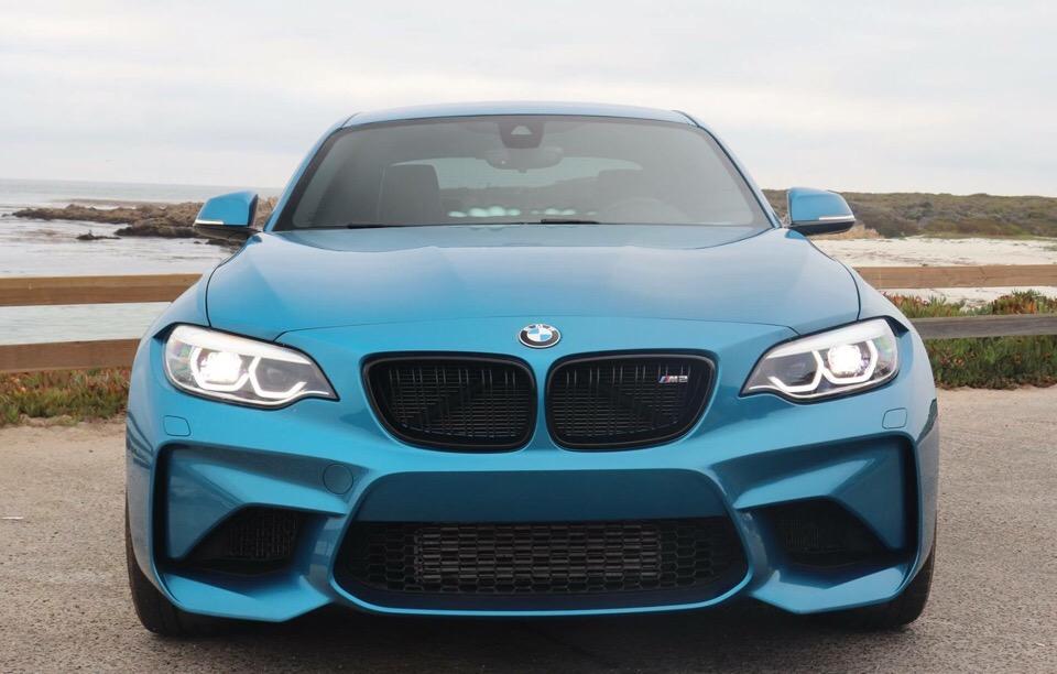 2018 BMW M2 - photo 1