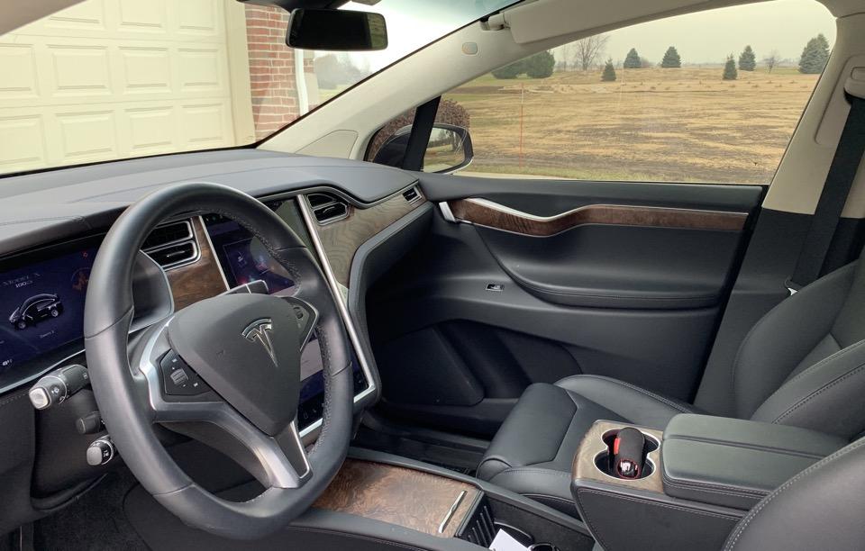 2017 Tesla Model X - photo 6
