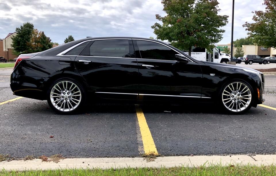 2017 Cadillac CT6 - photo 3